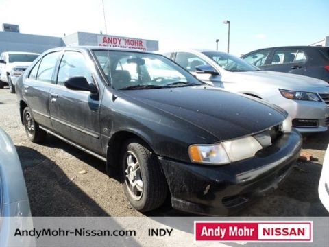 Pre-Owned 1999 Nissan Sentra XE