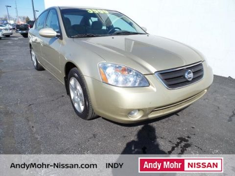 Pre-Owned 2003 Nissan Altima 2.5 S