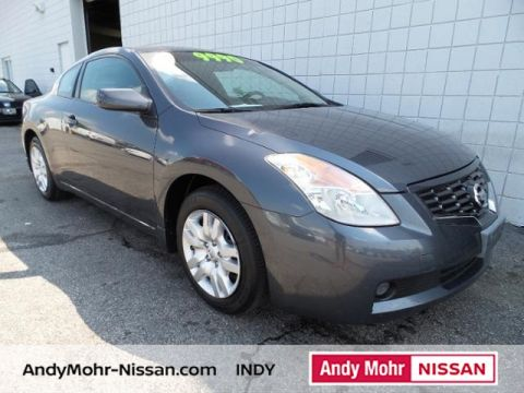 Pre-Owned 2009 Nissan Altima 2.5 S