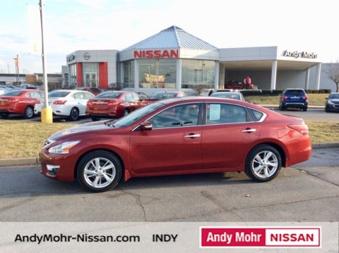 Certified Used Nissan Altima 2.5 SV
