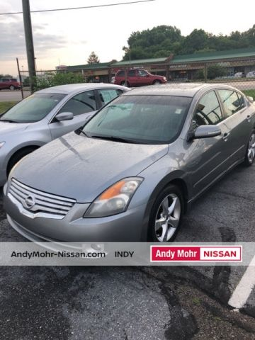 Used Nissan Altima 3.5 SE