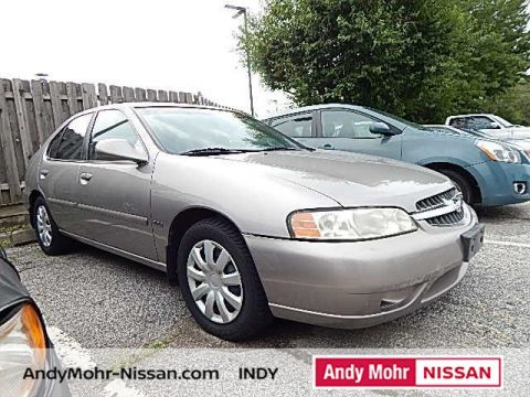 Pre-Owned 2001 Nissan Altima SE