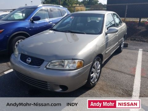 Pre-Owned 2003 Nissan Sentra XE