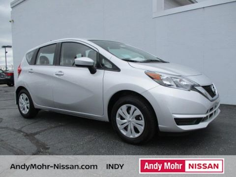 New Nissan Versa Note SV