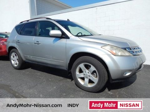 Pre-Owned 2004 Nissan Murano SL