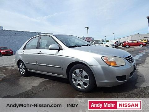 Pre-Owned 2008 Kia Spectra EX